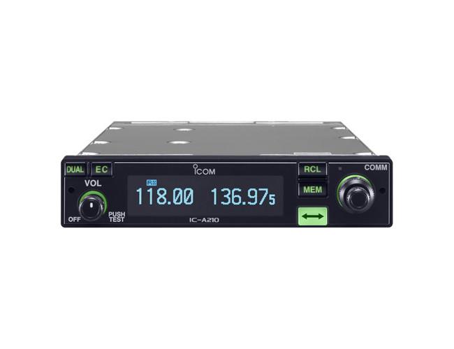 Автомобильная радиостанция Icom IC-A210