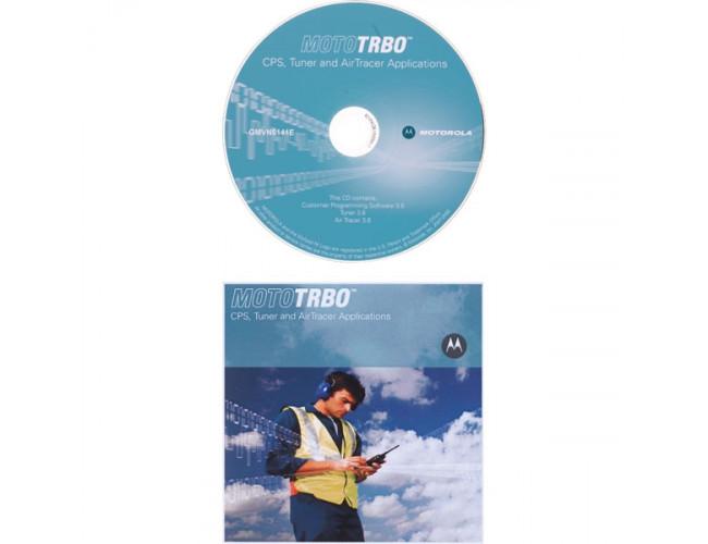 Программное обеспечение для радиостанций MOTOTRBO на CD