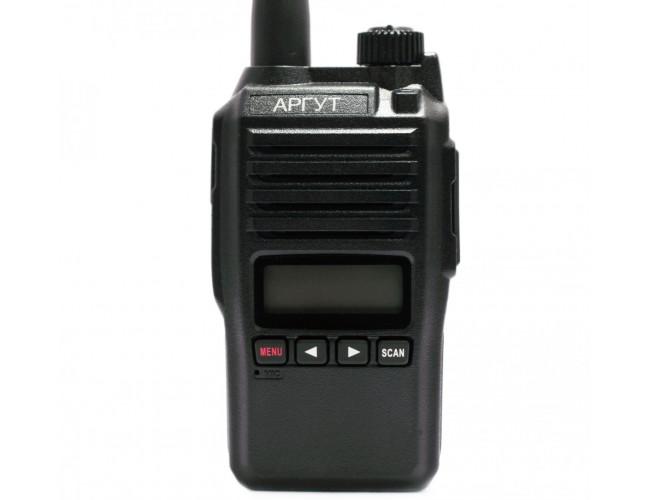 Портативная радиостанция АРГУТ А-24 NEW