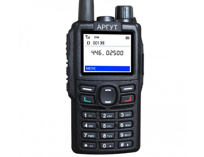 Портативная радиостанция АРГУТ А-77