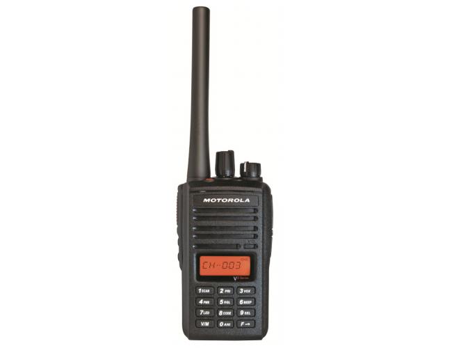 Портативная радиостанция Motorola VZ 28