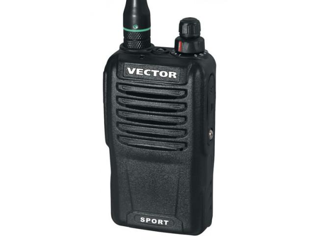 Портативная радиостанция Vector VT-47 SPORT