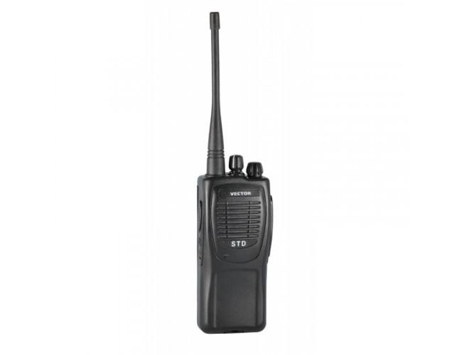 Портативная радиостанция Vector VT-44 STD