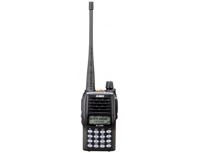 Портативная радиостанция ALINCO DJ-A40 NEW