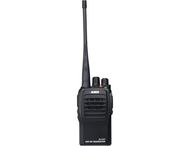 Портативная радиостанция ALINCO DJ-A41 NEW
