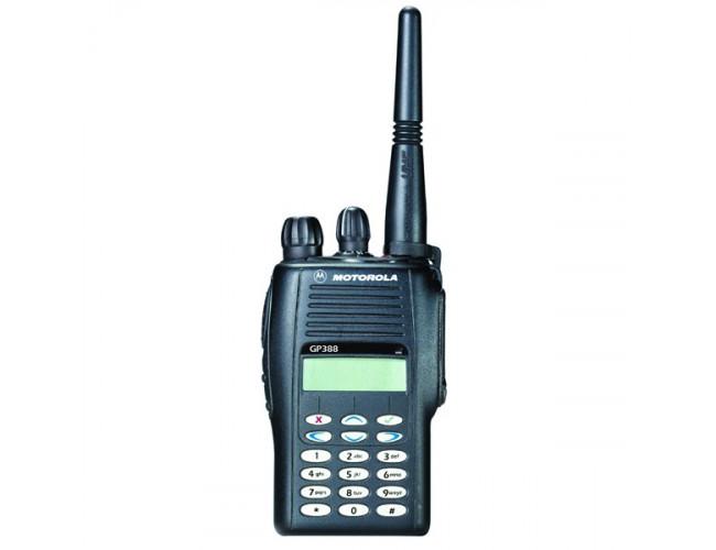 Портативная радиостанция MOTOROLA GP388
