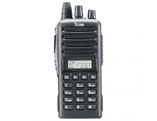 Портативная радиостанция ICOM IC-F43GT