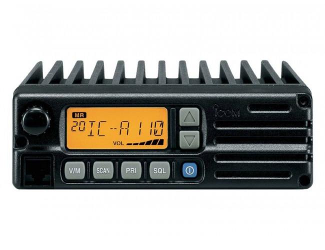 Автомобильная радиостанция Icom IC-A110
