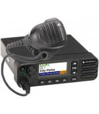 Автомобильная цифровая радиостанция MOTOROLA DM4600