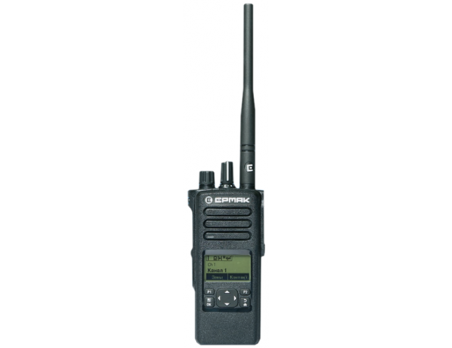 Портативная цифровая радиостанция ЕРМАК Р-4421
