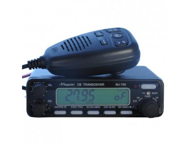 Автомобильная радиостанция Megajet MJ-700