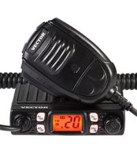 Автомобильная Си-Би радиостанция Vector VT-27 SMART TURBO