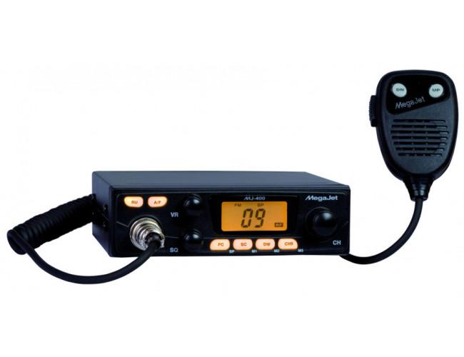Автомобильная радиостанция Megajet MJ-400
