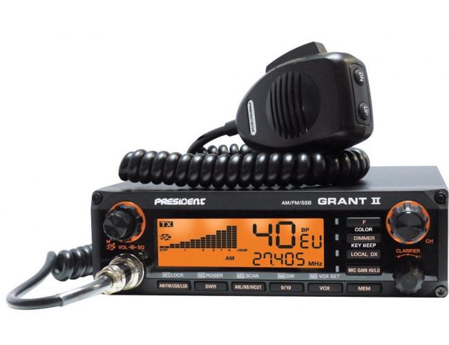 Автомобильная радиостанция PRESIDENT GRANT III ASC