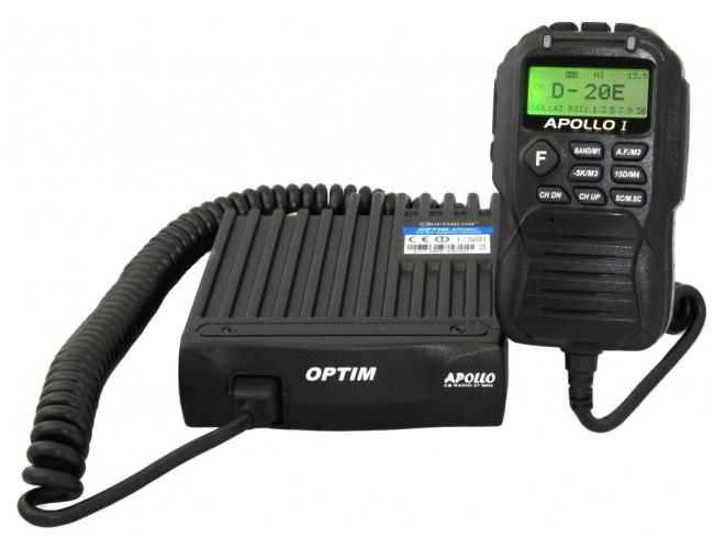 Автомобильная радиостанция Optim APOLLO