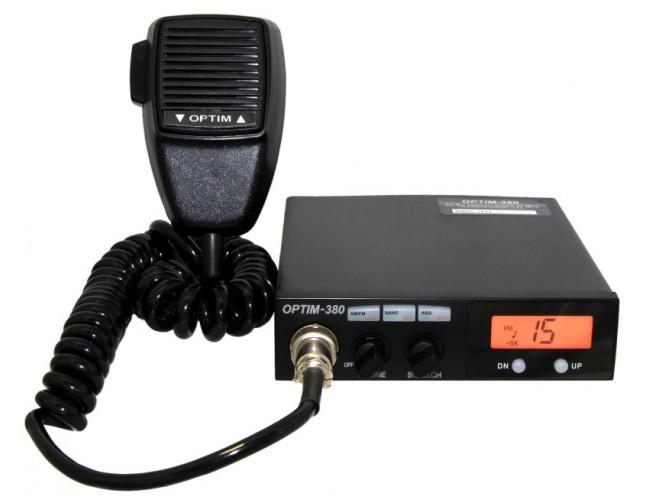 Автомобильная радиостанция Optim 380