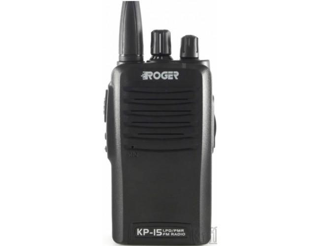 Портативная радиостанция Roger KP 15