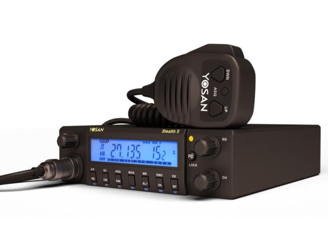 Автомобильная радиостанция YOSAN STEALTH 5