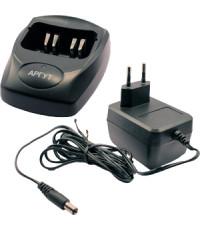 Быстрое зарядное устройство для радиостанций АРГУТ А-43/44/45 (1700 мАч)